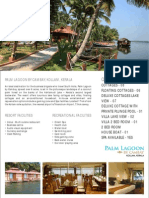 Cambay Palm Lagoon, Kollam, Kerala