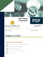 ABAP Objects 1