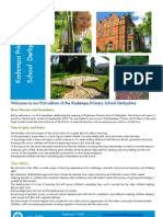 Kadampa Primary School Newsletter