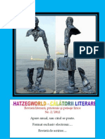 HATZEGWORLD - CĂLĂTORII LITERARE NR. 2/2012