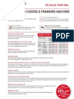 Why Choose Franking Machines by Neopost