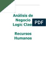 Manual Análisis de Negocio- Recursos Humanos