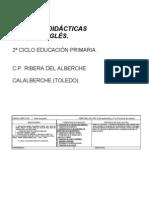 ud. didácticas INGLES 4º EP