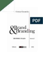 Brand-Branding, Vol 1, Cristian Caramida