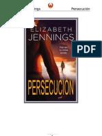 Elizabeth Jennings - Persecución