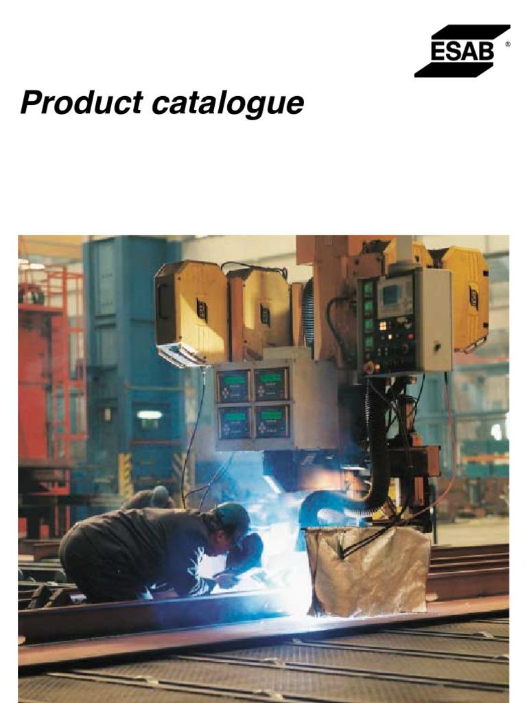 welding catalogue esab welding strength of materials rh es scribd com