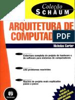 eBook. CARTER Nicholas. Teoria e Problemas de Arquitetura de Computadores (1)