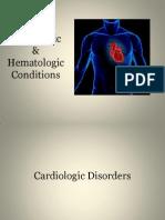Cardio and Hemato PPT