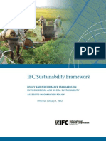 IFC Sustainability +Framework
