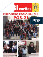 Boletim Informativo da Região Sul da JMV - Novembro 2012