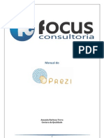 Manual Do PREZI - Focus Consultoria