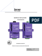 QuickServer gateway start up guide