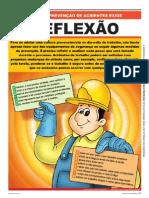 DDS BOA PREVENÇÃO EXIGE REFLEXÃO