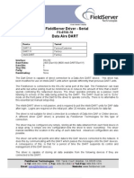FST DFS DataAire Dart
