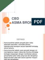 Cbd Asma Bronkial