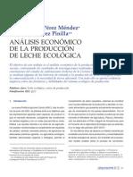 Analisis de Produccion de La Leche