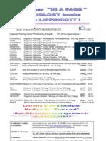 Nov 2012 Lippincott Selected Titles -Pathology