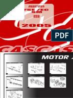 Fse400-450 Parts Motor 05