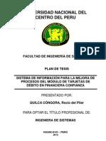 Plan de Tesis Rocio