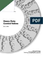 Heavy Duty Control Valve