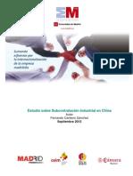 La subcontratación en China