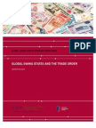 Global Swing States and the Trade Order