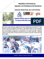 4- Agenda Hidrica Honduras_doc