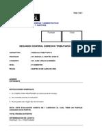 Ejercicio I VA Exportador 2012