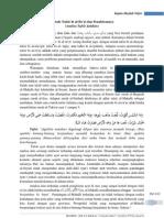 Penafsiran bi al-Ra'yi dan Tafsir Jalalain PDF