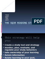 The Sq3r Reading Strategies