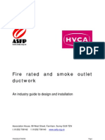 Blue Book - ASFP Fire Rated & Smoke Outlet Ductwork