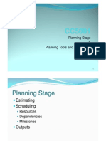 CC5001 Planning Tools Part 1 2012