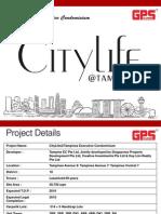 Citylife @Tampines Unique Points