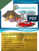 CONTAMINACIÓN ATMOSFÉRICA EXPOSICIÓN
