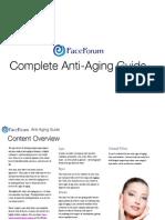 Anti-Aging Guide