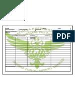 Formato Registro Documental