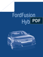 Ford Fusion Hibrido