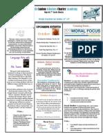 Newsletter 10.25.12