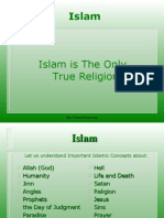 Islam_The Only True Religion