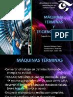 Maquinas y Eficiencia Termica