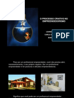 Slides Processo Criativo
