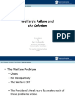 welfare failure