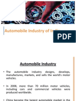 Automobile Industry of Indi (3)