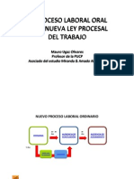 Proceso Laboral Oral