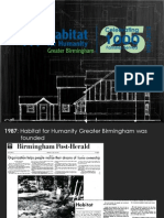 25th Anniversary Presentation (Universal Fonts Used)