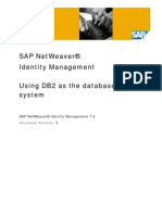 Using DB2 as the Database SystemE