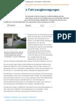 Mini-Radar Misst Fahrzeugbewegungen - Die Norddeutsche - WESER-KURIER