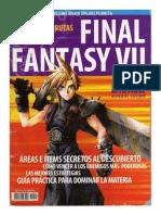 Guía Final Fantasy VII Planet Station