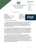 Jerry Nadler EPA Sandy Letter