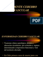 Accidente Cerebro Vascular
